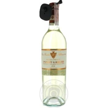 Вино Castellani Principesco Pinot Grigio Delle Venezia IGT 12% 0,75л