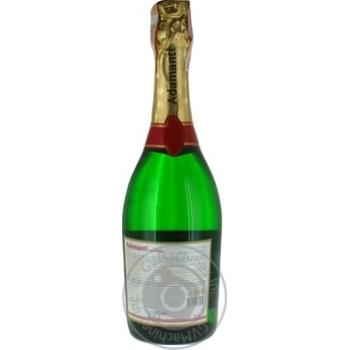 Sparkling wine Adamanti white brut 13% 750ml glass bottle Georgia - buy, prices for Furshet - image 4