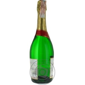 Вино ігристе Adamanti біле напівсолодке 12.5% 0,75л - купити, ціни на МегаМаркет - фото 5