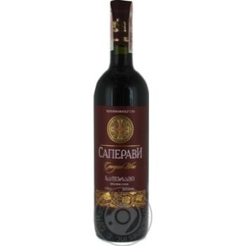"""Скидка на Вино ТМ""""Кindzmarauli R.K"""" Сапераві червоне сухе 0.75 л 10.5-12.5%"""