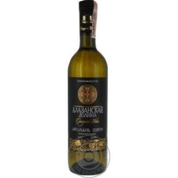 """Скидка на Вино ТМ""""Кindzmarauli R.K"""" Алазанська долина біле напівсолодке 0.75 л 10-12%"""