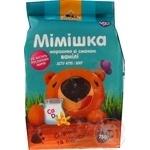 Морозиво вершкове Ваніль Мімішка Три Ведмеді пакет 0,75кг