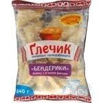 Glechik with meat frozen benderiki