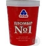 Rud Plombir №1 Ice-Cream