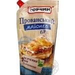 Mayonnaise Torchin 67% 670g doypack Ukraine