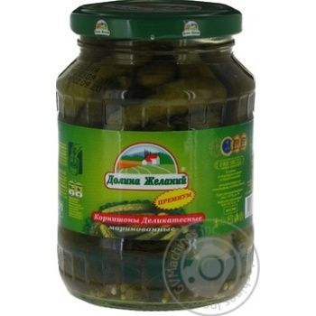 Dolyna Bazhan Delicious Marinated Pickled