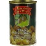 Оливки Maestro de Oliva з кісточкою 300мл