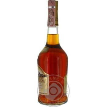 Коньяк Легенда Армении 3 звезды 40% 0,5л - купить, цены на МегаМаркет - фото 2