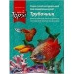 Корм сухий натуральний Topsi для акваріумних риб Трубочник 5г