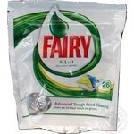 Means Fairy for the dishwasher 26pcs 423g Belgium