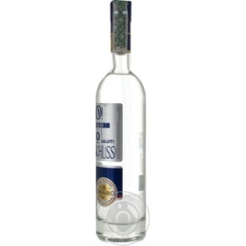 Vodka Shabo Premium 40% 500ml glass bottle - buy, prices for Novus - image 8