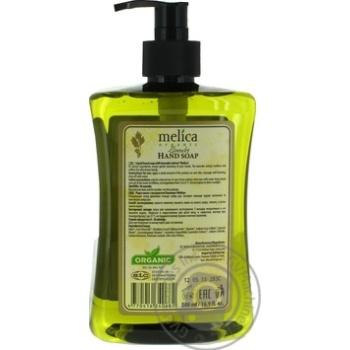 Мыло жидкое Melica organic Лаванда 500мл - купить, цены на Восторг - фото 2
