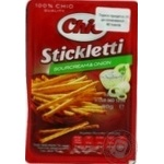 Salt stick Chio Stickletti with taste of sour cream salt 80g