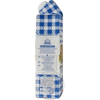 Молоко Селянское Малышам ультрапастеризованное 3.2% 1000г - купить, цены на Novus - фото 2
