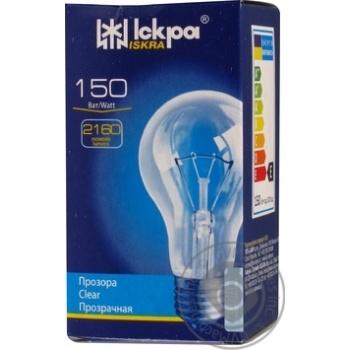 Лампа ЛЗП Іскра PS65 230В 150Вт Е27