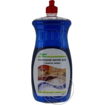 Миючий засіб Кожен День універсальний з ароматом лаванди 1кг - купити, ціни на Ашан - фото 4
