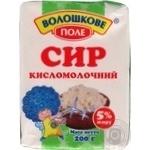 Voloshkove Pole Cottage Сheese 5% 200g
