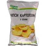 Kozhen Den Salt Potato Chips