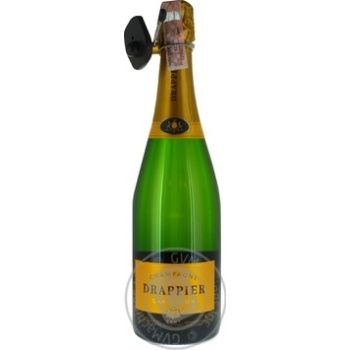 Drappier Carte-D`or Brut Champagne  12% 0,75l - buy, prices for CityMarket - photo 1