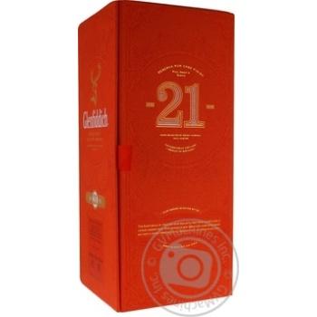 Виски Glenfiddich 21 год 42% 0,7л