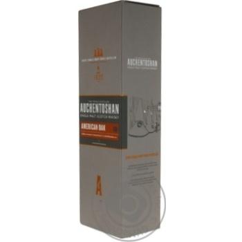 Auchentoshan American Oak 8yrs whisky 40% 0,7l - buy, prices for Novus - image 2