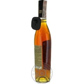 Staryi Kakheti 4 stars Cognac 40% 0,5l - buy, prices for Novus - image 5