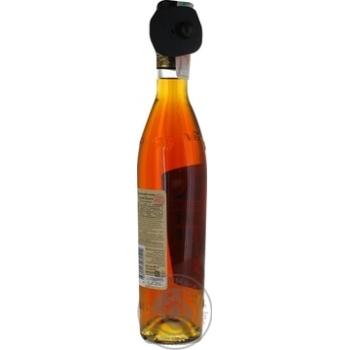 Staryi Kakheti 3 stars Cognac 40% 0,5l - buy, prices for Novus - image 2