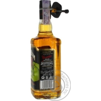 Jim Beam Apple Whiskey 0,7l - buy, prices for CityMarket - photo 2