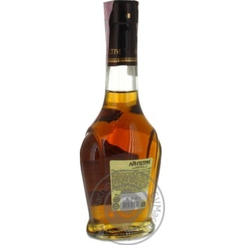 Ai-Petri 5 yrs cognac 40% 0,25l - buy, prices for Novus - image 2