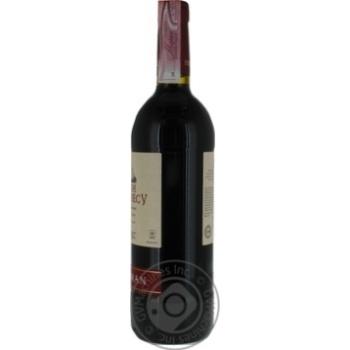 Вино Inkerman Рубин Херсонеса красное сухое 12% 0,75л - купить, цены на МегаМаркет - фото 4