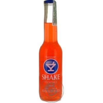 Напиток Shake Daiquiri алкогольный 9% 0,33л