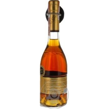 Sarajishvili 5 yrs cognac 40% 0,35l - buy, prices for Novus - image 2