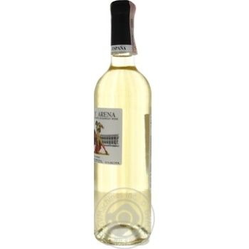 Sangre y Arena Blanco Semidulce White Semi Sweet Wine 11% 0,75l - buy, prices for CityMarket - photo 4