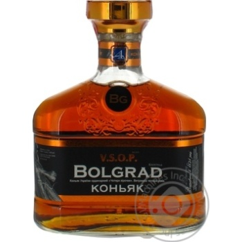 Коньяк Bolgrad 4* 0,5л
