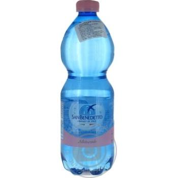 Вода Сан Бенедетто негазированная 0,5л - купить, цены на Novus - фото 3