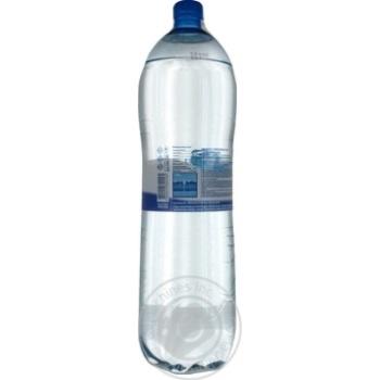 Вода Биола Знаменовская сильногазированная лечебно-столовая 2000мл - купить, цены на Novus - фото 3