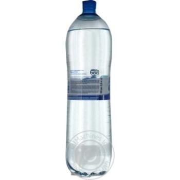 Вода Биола Знаменовская сильногазированная лечебно-столовая 2000мл - купить, цены на Novus - фото 4