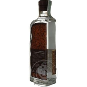 Vodka Khlibna polovynka 37.5% 450ml glass bottle - buy, prices for Novus - image 4