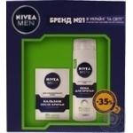 Набір Nivea для чутливої шкіри 2016(чол)