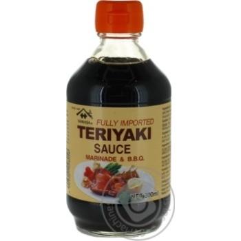 Соус соевый Yamasa Teriyaki 300г - купить, цены на Ашан - фото 5