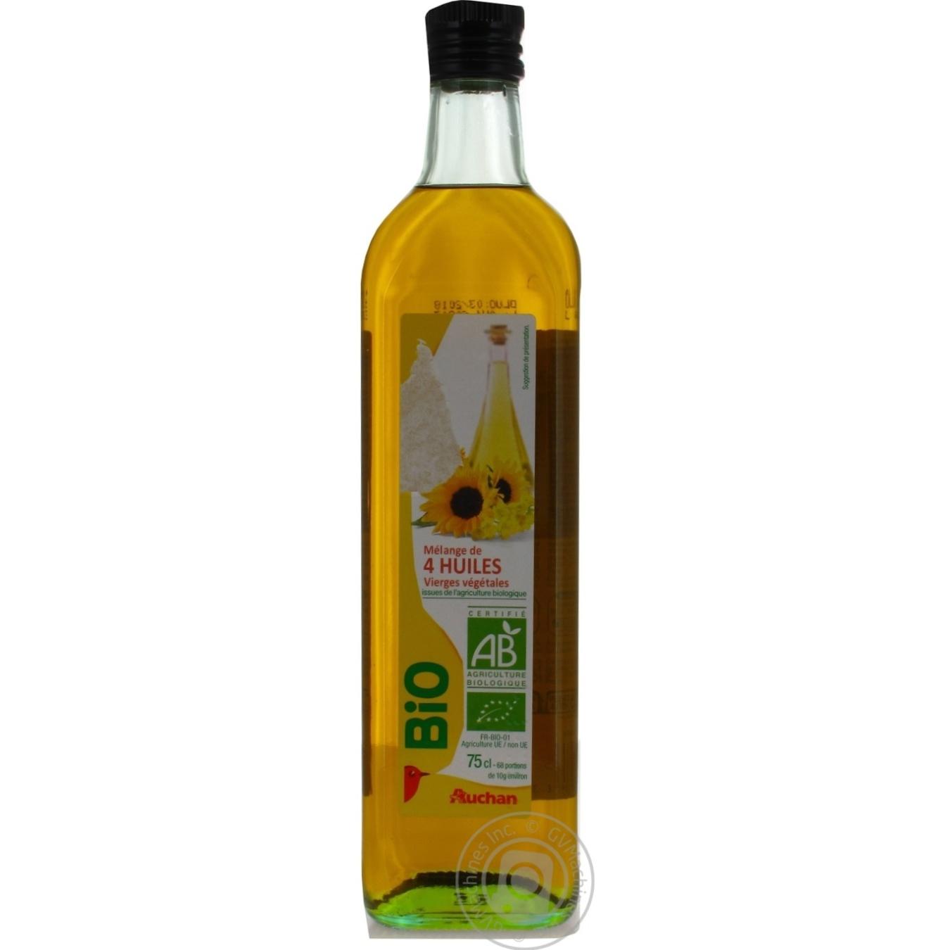 олія Auchan інтернет магазин