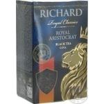 Tea Richard black 80g