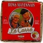 Сир 50% Карре Bons Mayennais 200г