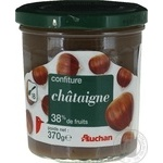 Auchan With Chestnuts Confiture