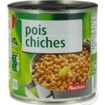 Нут Auchan консервований  425мл