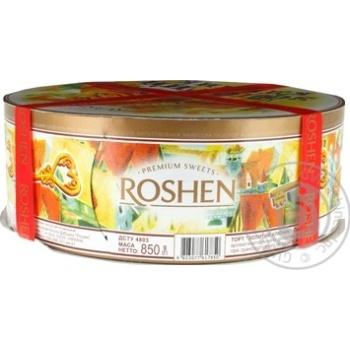Торт Roshen Золотой ключик 850г