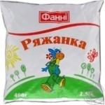 Fanni Fermented Baked Milk 2,5%