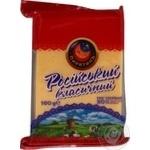 Сыр Пирятин Российский классический 50% 160г