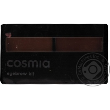 Eyeshadows Auchan Cosmia for eyebrows 3.6g