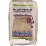 Рис Каждый день длиннозерный шлифованный 1кг